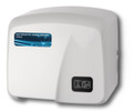 HD0903-17 White - Fire Retardant ABS Plastic Hand Dryer