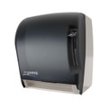 TD0220-01 Impress Lever Towel Dispenser - Dark Translucent