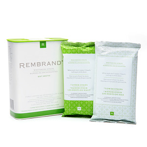 Rembrandt Whitening Strips Review Teeth Whitening Reviews