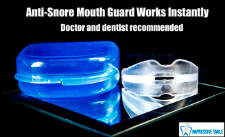 Anti Snore Mouthpiece