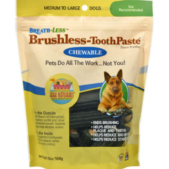 Ark Naturals Breath-less Brushless Toothpaste - 18 Oz