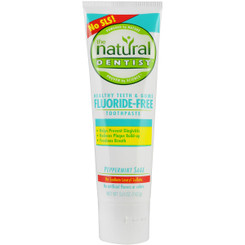 Natural Dentist Fluoride-Free Toothpaste, 5 oz