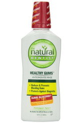 Natural Dentist Healthy Gums Peppermint Twist Antigingivitis Rinse, 16.9 Ounce