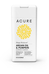 Acure Mega Moisture Conditioner - Argan Oil & Pumpkin, 12 Fluid Ounces