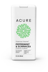 Acure Vivacious Volume Peppermint Conditioner, 12 Fluid Ounces