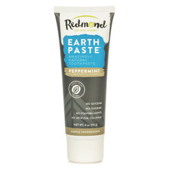 Redmond Peppermint Charcoal Toothpaste, 0.02 Pound