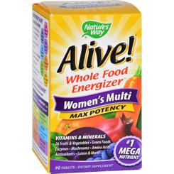 Nature's Way Alive Women's Multi - 90 Tablets