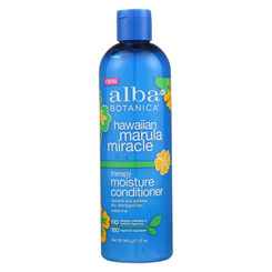 Alba Botanica Hawaiian Conditioner - Marula Miracle - 12 Fl Oz