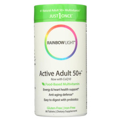 Rainbow Light Active Senior Multivitamin - 90 Tablets