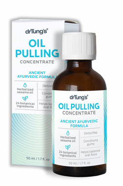 Oil Pulling Box- Bottle