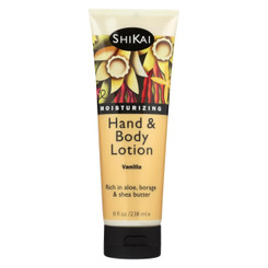 Shikai Hand And Body Lotion Vanilla - 8 Fl Oz