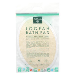 Earth Therapeutics Loofah Bath Pad - 1 Pad - 0754986