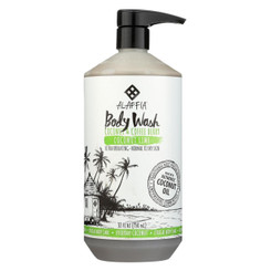 Alaffia - Everyday Body Wash - Coconut Lime - 32 Fl Oz.