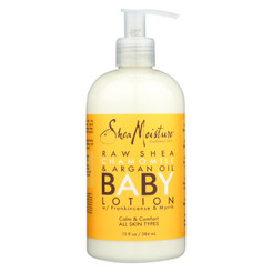 Sheamoisture Baby Healing Lotion Raw Shea Chamomile And Argan Oil - 12 Fl Oz