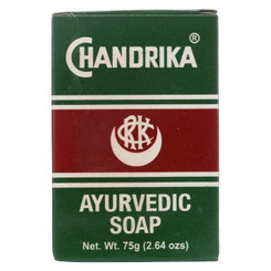 Auromere Bar Soap - Chandrika - 2.64 Oz