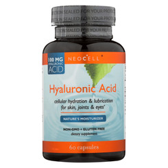 Neocell Hyaluronic Acid - 60 Capsules