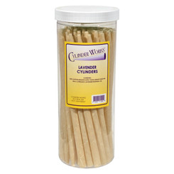 Cylinder Works - Cylinders - Lavender - 50 Ct