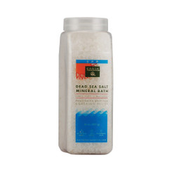 Earth Therapeutics Dead Sea Salt Mineral Bath - 32 Oz