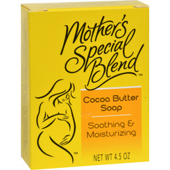 Mountain Ocean - Cocoa Butter Soap - Mother's Special Blend - 4.5 Oz.