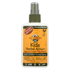 All Terrain - Herbal Armor Spray For Kids - 4 Oz
