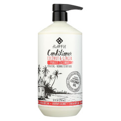 Alaffia - Everyday Conditioner - Coconut And Ginger - 32 Fl Oz.