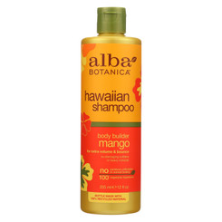 Alba Botanica - Hawaiian Hair Wash - Moisturizing Mango - 12 Fl Oz