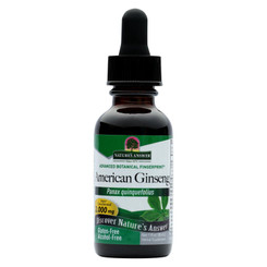 Nature's Answer - American Ginseng Root Alcohol Free - 1 Fl Oz