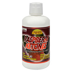 Dynamic Health Raspberry Ketones - 32 Fl Oz