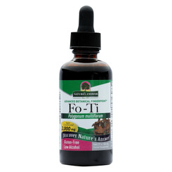 Nature's Answer - Fo-ti Cured Root - 2 Fl Oz