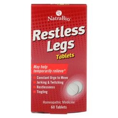 Natrabio Restless Legs - 60 Tablets