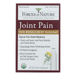 Forces Of Nature - Joint Pain Mngmnt - 1 Each - 4 Ml