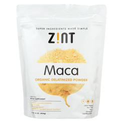Zint Organic Maca Powder  - 1 Each - 1 Lb