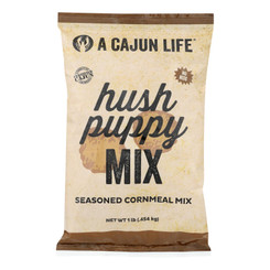 A Cajun Life - Mix Hush Puppy - Case Of 6 - 1 Lb