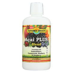 Dynamic Health Acia Plus Superfruit Antioxidant Supplement - 32 Fl Oz