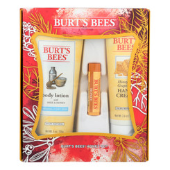 Burts Bees - Gift Pack Honey Pot - Case Of 4 - 1 Ct