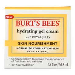 Burt's Bees Hydrating Gel Cream With Royal Jelly  - Case Of 3 - 1.8 Fz