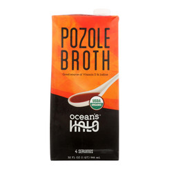 Ocean's Halo - Broth Pozole - Case Of 6-32 Fz