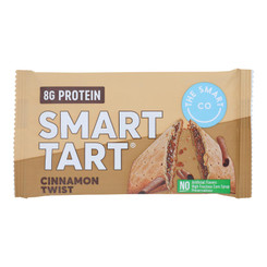 The Smart Co. - Toaster Pastry Cinnamon Twist - Case Of 12 - 1.97 Oz