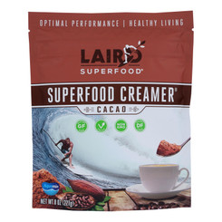 Laird Superfood - Superfood Creamr Cacao - Case Of 6-8 Oz