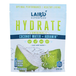 Laird Superfood - Drink Mx Hydrt Cnutwtr Org - Case Of 6-8 Oz