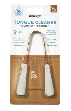 Dr. Tung's Copper Tongue Cleaner
