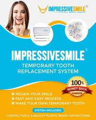 Temporary Tooth Replacement System