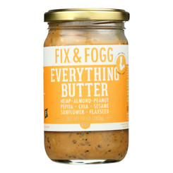 Fix & Fogg - Nut Butter Everything - Case Of 6-10 Oz