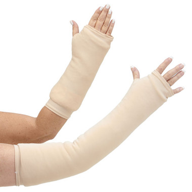 Available in long and short styles, Nude Light is the best choice for your arm cast cover for those with light skin tones.