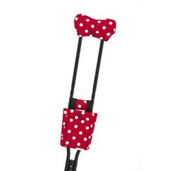 Standard Print Crutchwear - Minnie Dots