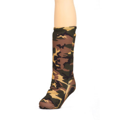 CastCoverz! Legz! - Camouflage - Green