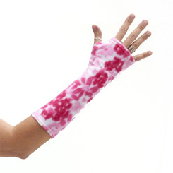 CastCoverz! Sleeperz! for Arms - Painted Pink Petals