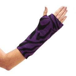CastCoverz! Sleeperz! for Arms - Purple Zebra