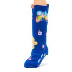 CastCoverz! Sleeperz! for Legs - Blue Butterflies