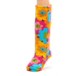 CastCoverz! Sleeperz! for Legs - Bright Blooms